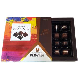 """מארז שוקולד """"דה-קרינה"""" בינוני"""