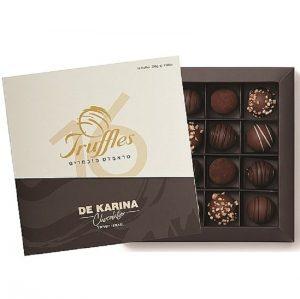 תוספת שוקולד דה קארינה- טראפלס