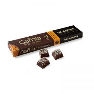 תוספת שוקולד דה קארינה- גמלא דבש ואגוזים