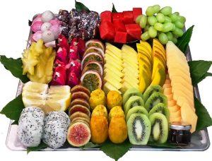 מגש פירות- מהדורת ראש השנה