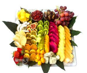 משלוח פירות חתוכים