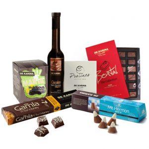 """מארז שוקולד """"דה-קרינה"""" גדול"""