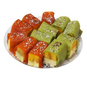 תוספת סושי פירות 12 יח'